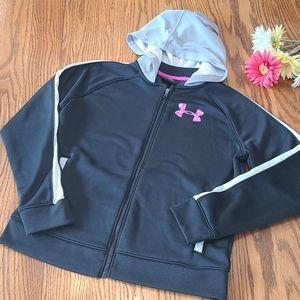 Under Armour zipper hoodie